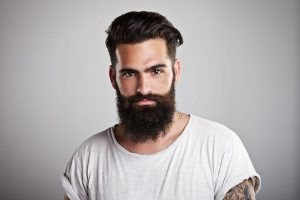 style de barbe hipster